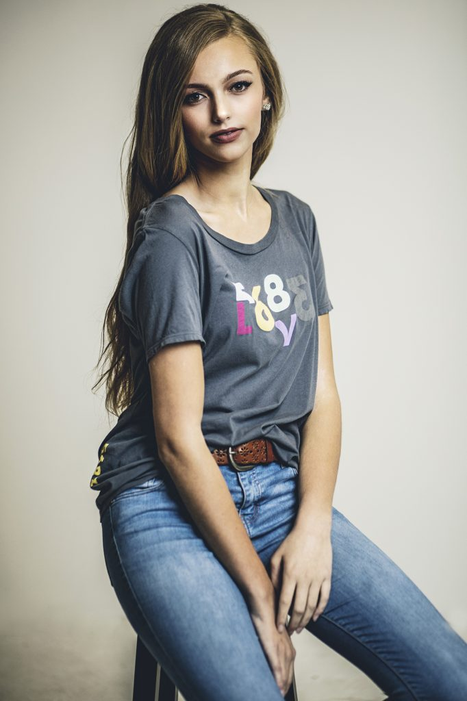 5683-Womens-Puzzle-Love-Tee-Front